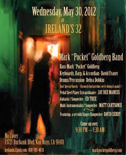 Poster for Ireland's 32 performance
